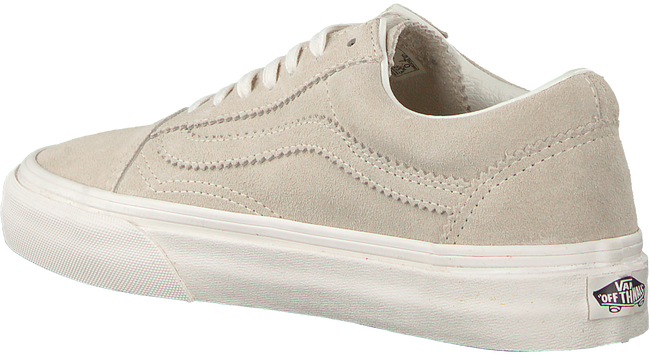 Beige VANS Sneakers OLD SKOOL WMN - large