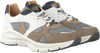 Taupe VERTON Sneakers 9325A  - small
