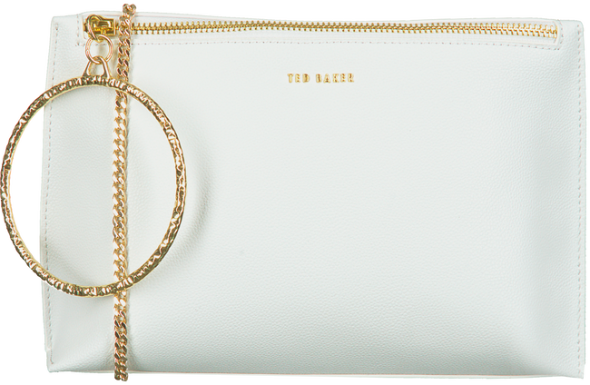 Witte TED BAKER Clutch INGAAH  - large