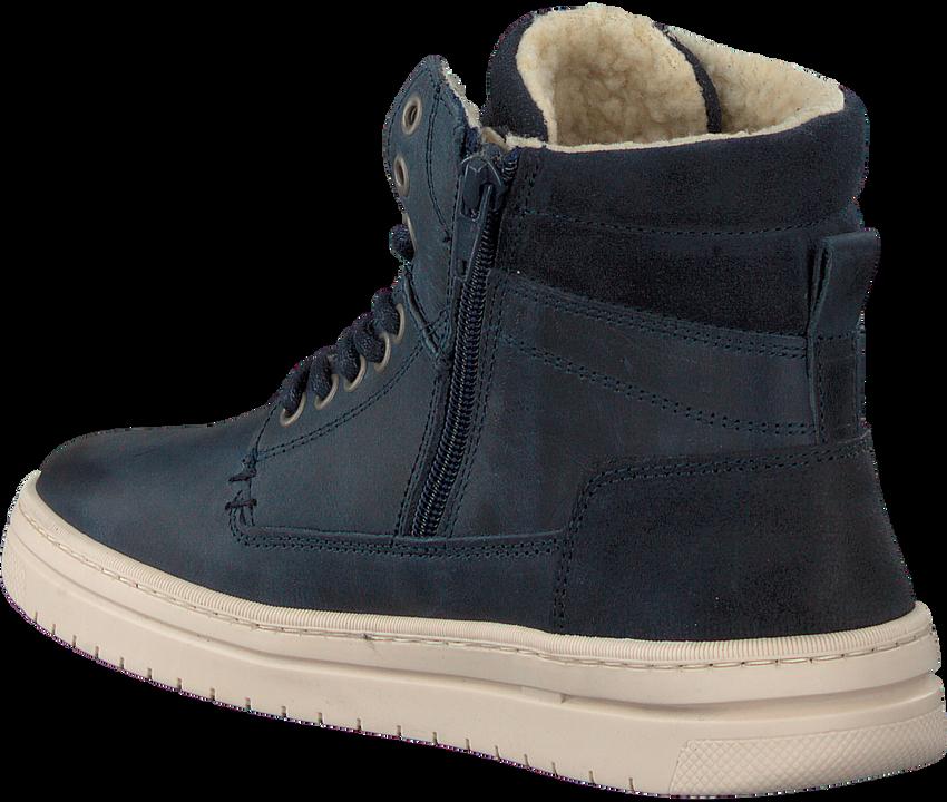 Blauwe BULLBOXER Sneakers AID500 - larger