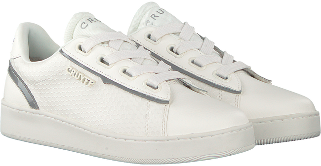Witte CRUYFF CLASSICS Sneakers CHALLENGE - large