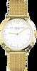 Gouden MY JEWELLERY Horloge MEDIUM MESH WATCH - small