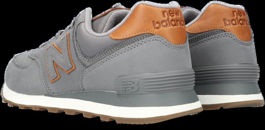 Grijze NEW BALANCE Sneakers 738041-60  - larger