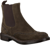 Groene HUNDRED 100 Chelsea boots W848-1  - small
