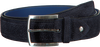 Blauwe FLORIS VAN BOMMEL Riem 75202  - small