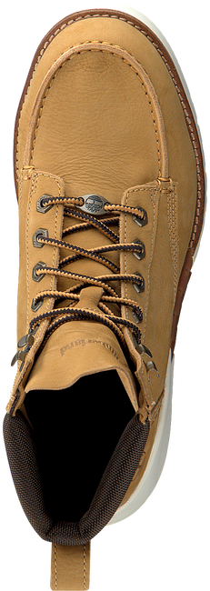 Camelkleurige TIMBERLAND Veterboots MTRC MOCCASIN TOE - large