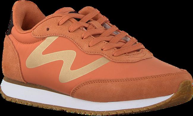 Oranje WODEN Lage sneakers OLIVIA METALLIC  - large