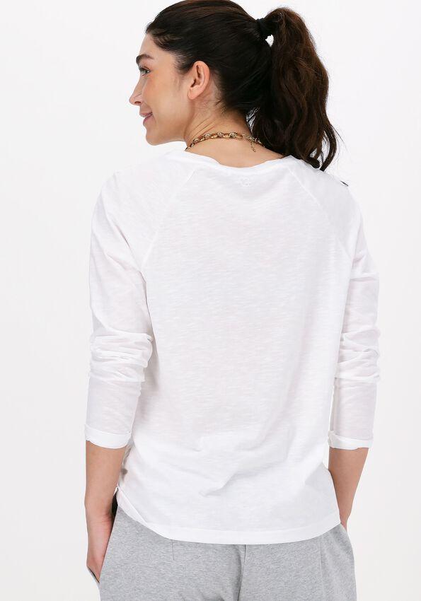 Gebroken wit CC HEART T-shirt LONG SLEEVE TSHIRT - larger