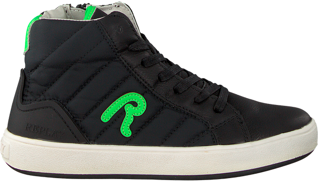 Zwarte REPLAY Sneakers OLIVEN - large