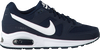 Blauwe NIKE Sneakers AIR MAX COMMAND FLEX (GS)  - small