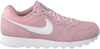 Roze NIKE Sneakers MD RUNNER 2 WMNS  - small
