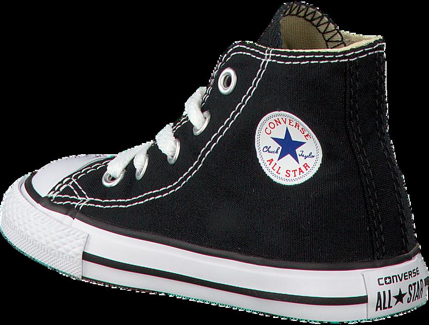 Zwarte CONVERSE Sneakers CTAS HI KIDS  - larger