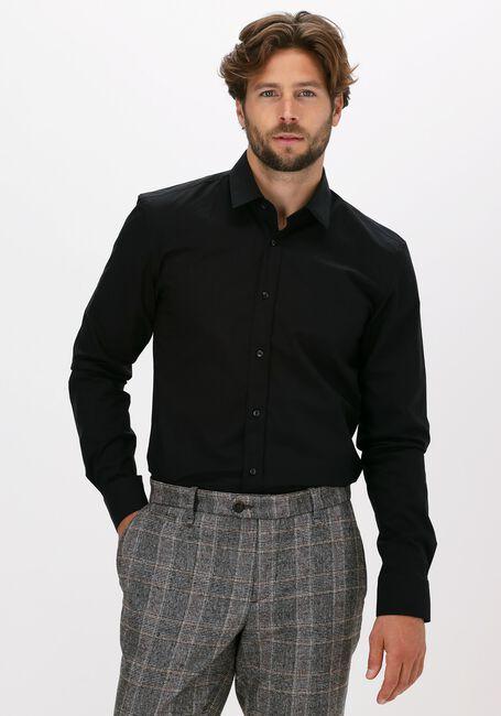 Zwarte HUGO Klassiek overhemd ELISHA02 10224742 01 - large