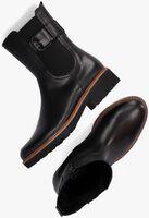 Zwarte GABOR Chelsea boots 731.2  - medium