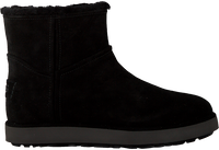 Zwarte UGG Vachtlaarzen CLASSIC MINI BLVD  - medium