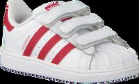 Witte ADIDAS Sneakers SUPERSTAR CF I  - medium
