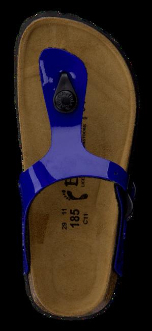 Blauwe BETULA Slippers ROSE  - large