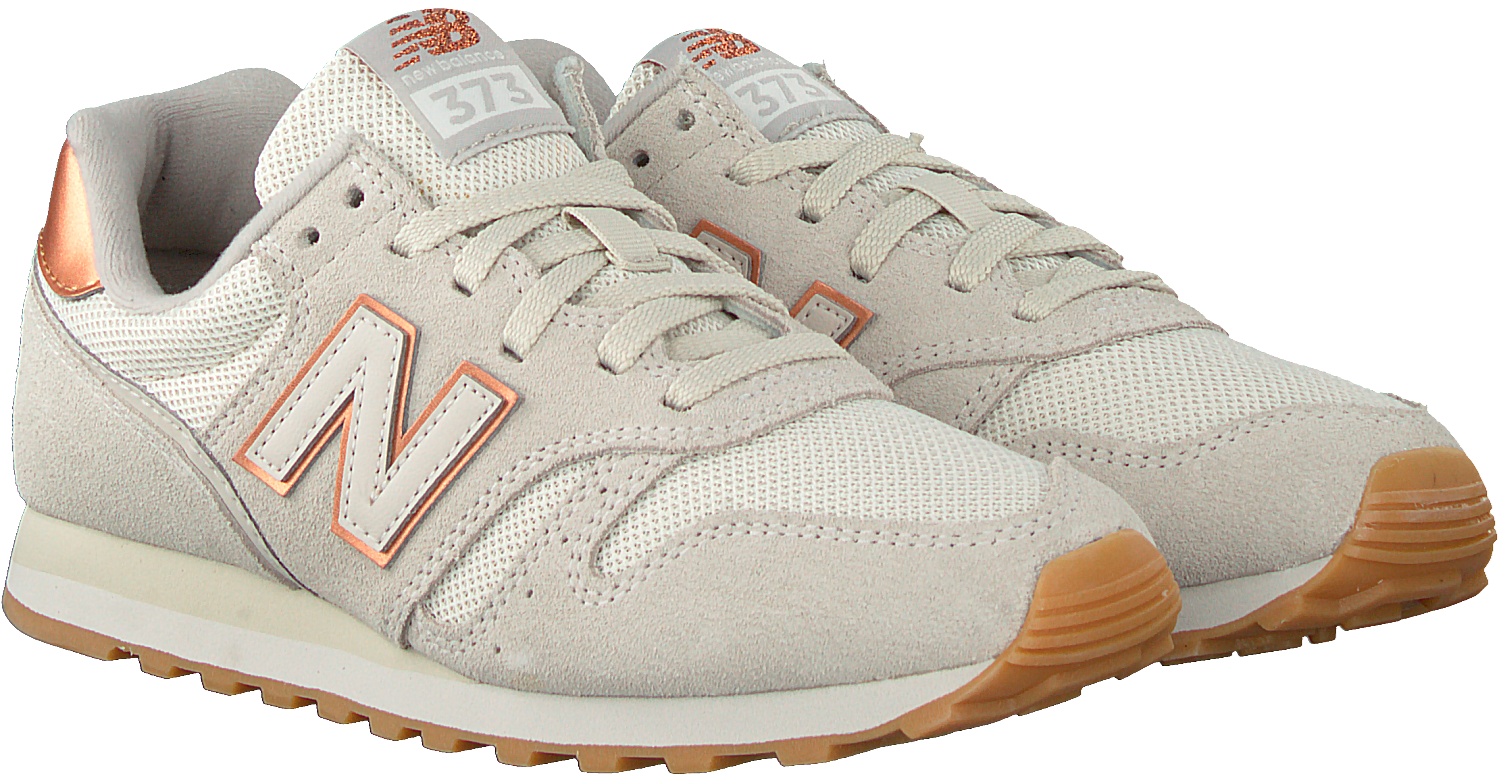 Witte NEW BALANCE Lage sneakers WL373 DAMES | Omoda