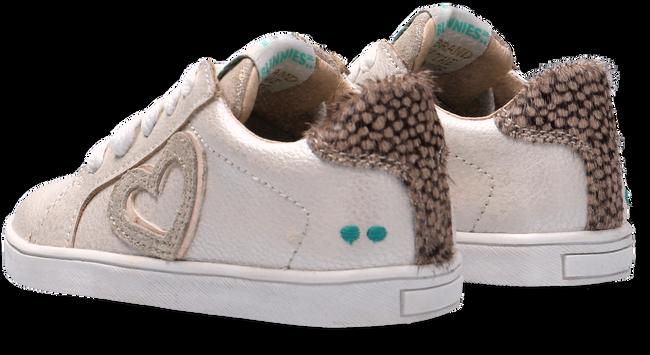 Witte BUNNIES JR Lage sneakers VERA VROEG  - large