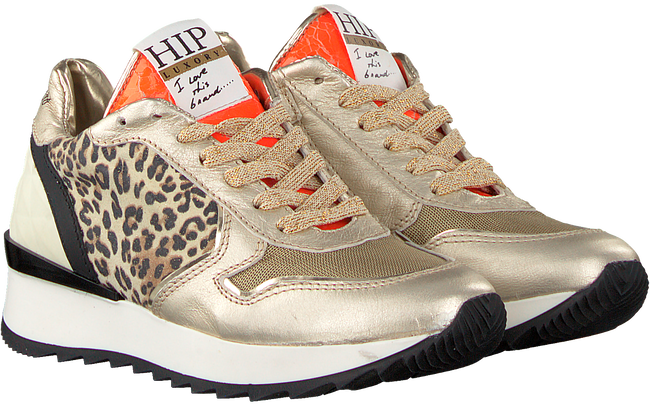 Gouden HIP Sneakers H1789 - large