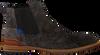 Grijze FLORIS VAN BOMMEL Chelsea boots 10230 - small