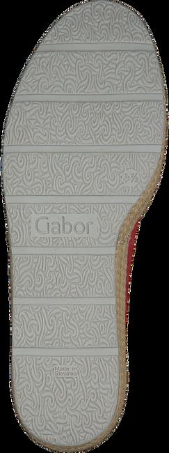 Rode GABOR Espadrilles 400.1  - large