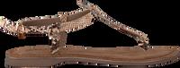 Bruine LAZAMANI Sandalen 75.611  - medium