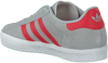 Grijze ADIDAS Sneakers GAZELLE KIDS  - small