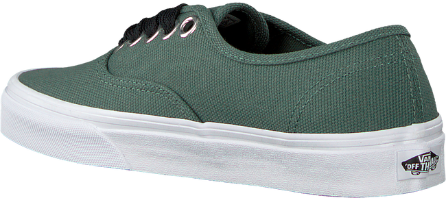 Groene VANS Sneakers AUTHENTIC WMN - large