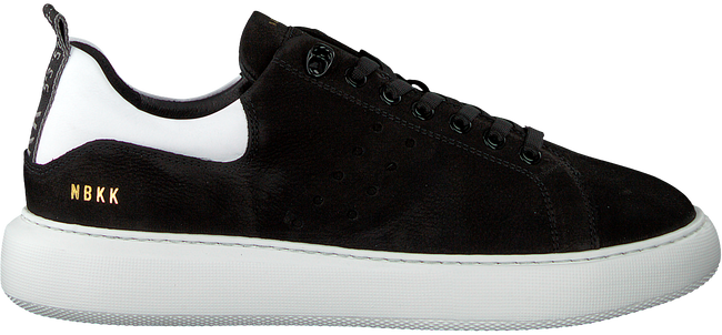 Zwarte NUBIKK Sneakers SCOTT - large