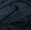Blauwe ROMANO SHAWLS AMSTERDAM Sjaal TUBE OPEN - small