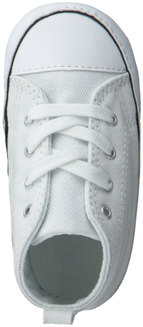 Witte CONVERSE Babyschoenen FIRST STAR  - large