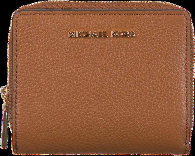Cognac MICHAEL KORS Portemonnee MD ZA SNAP WALLET  - large