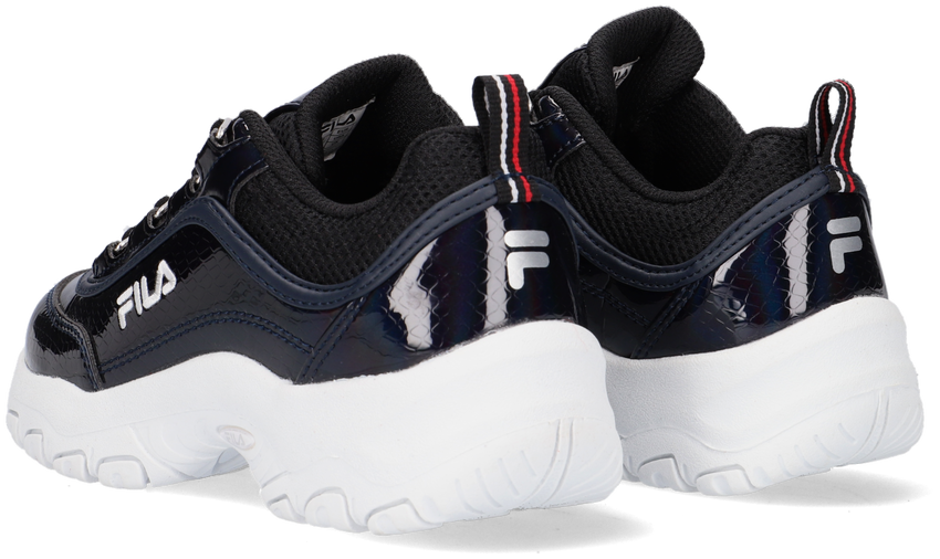 Zwarte FILA Lage sneakers STRADA F LOW JR  - larger