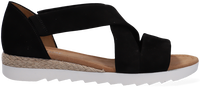 Zwarte GABOR Sandalen 711.1 - medium