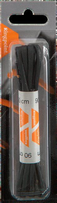 Zwarte RINGPOINT Veters VETER ROND 90 CM - large