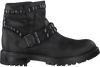 Zwarte BRONX Biker boots 46928  - small