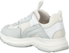 Witte KANJERS Sneakers 191-7360  - small
