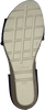 Blauwe GABOR Sandalen 853  - small