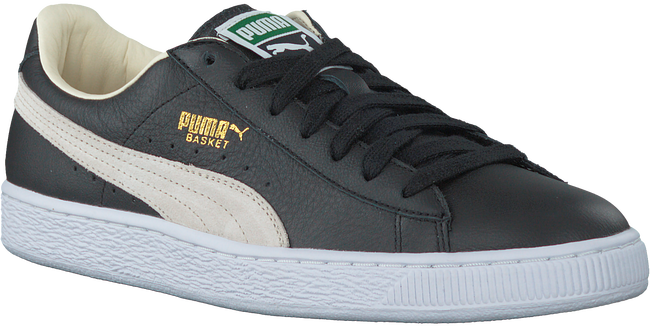 PUMA SNEAKERS BASKET CLASSIC B&W - large