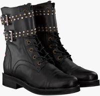 Zwarte DEABUSED Biker boots HOLLY BIKER - medium