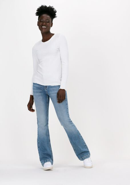 Blauwe BY-BAR Bootcut jeans LEILA PANT NRX - large