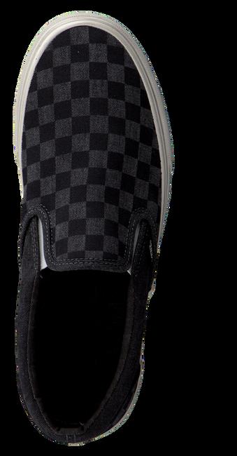 2a16d04eb20 Zwarte VANS Slip-on sneakers CLASSIC SLIP ON MEN - Omoda.nl