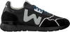 Grijze WOMSH Lage sneakers RUNNY  - small
