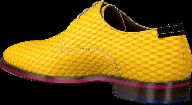 Gele FLORIS VAN BOMMEL Nette schoenen FLORIS VAN BOMMEL 14157  - large