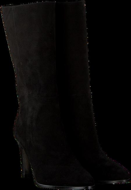 Zwarte NOTRE-V Lange laarzen 27488  - large
