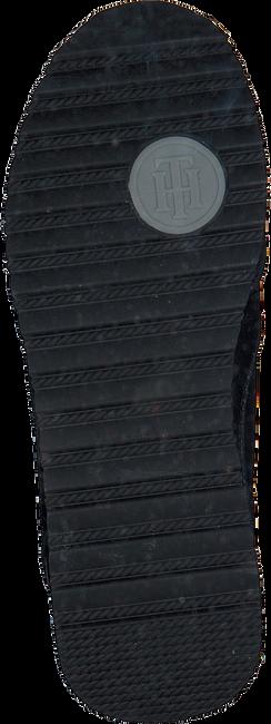 Zwarte TOMMY HILFIGER Lage sneakers TH GLITTER RUNNER  - large