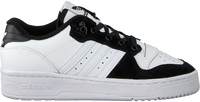 Witte ADIDAS Lage sneakers RIVALRY LOW J  - medium