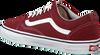 Rode VANS Sneakers OLD SKOOL MEN  - small