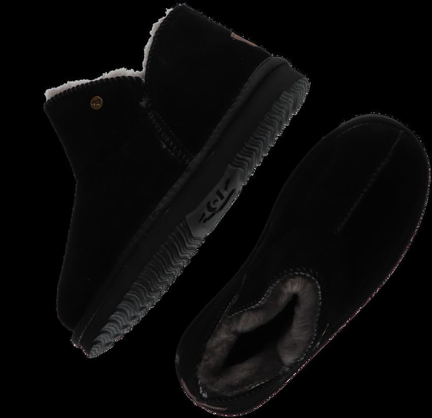 Zwarte WARMBAT Pantoffels WILLOW - larger